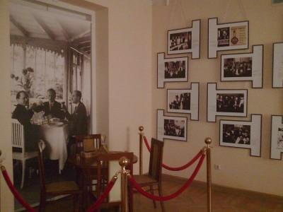 parodos apie Lietuvos diplomatiją fragmentas