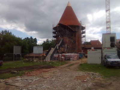 Kauno pilies statyba eina į pabaigą, ar jau galvojama apie ekspoziciją?