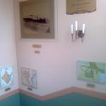 Muziejaus koridorius - įdomi ekspozicijos tąsa