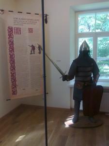 Muziejus besidomintiems Jurburgo istorija