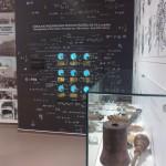 Labiausiai vykusi muziejaus dalis - šiuolaikinė šokolado istorija
